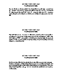 Đề thi viết chứ đẹp (GV)