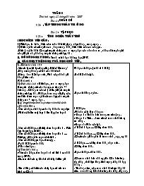 Giáo án Tổng hợp các môn Lớp 5 - Tuần 26 - Nă