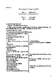 Giáo án Tổng hợp các môn Lớp 5 - Tuần 32 - Nă